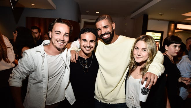 What the 'Degrassi Reunion' special episode won't look like, presumably.