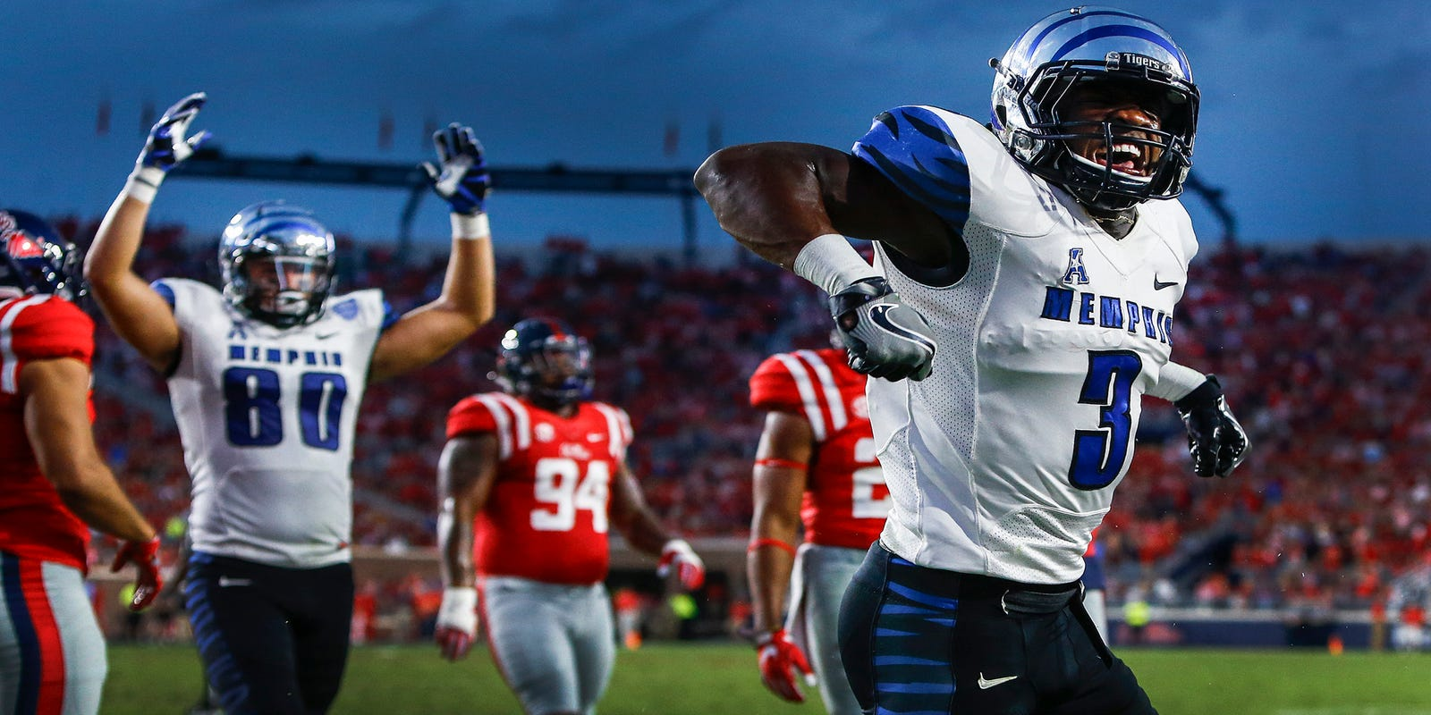 Memphis Ole Miss Football Season Opener Game Means More For