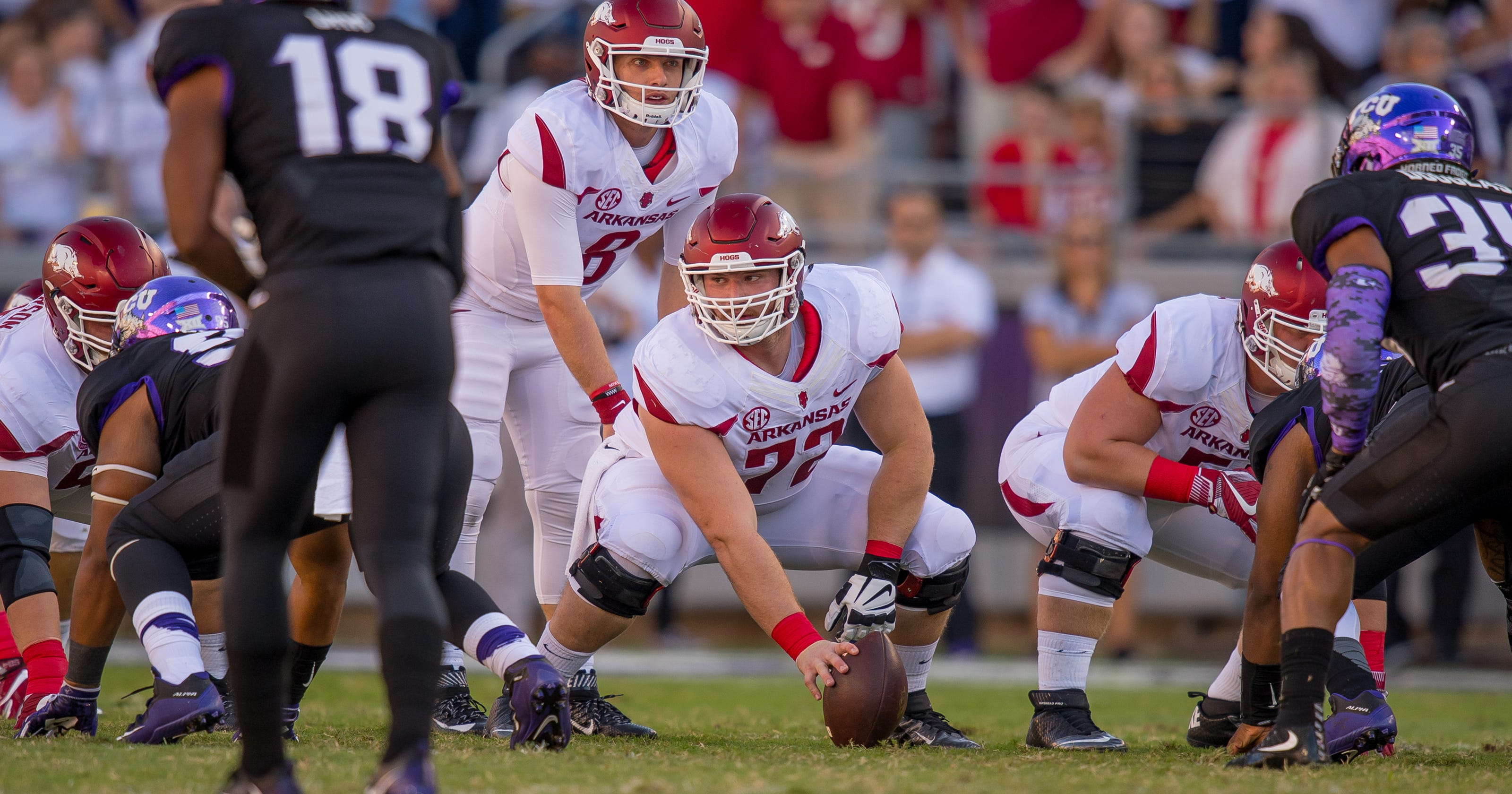 0b2affa5a Detroit Lions picked Frank Ragnow because he fits their vision