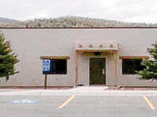 The Greentree Solid Waste Authority administration building shares a complex with its recycling center east of Ruidoso Downs.