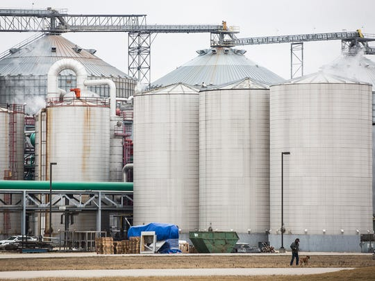 Lost income, wet weather, closings plague Indiana ethanol