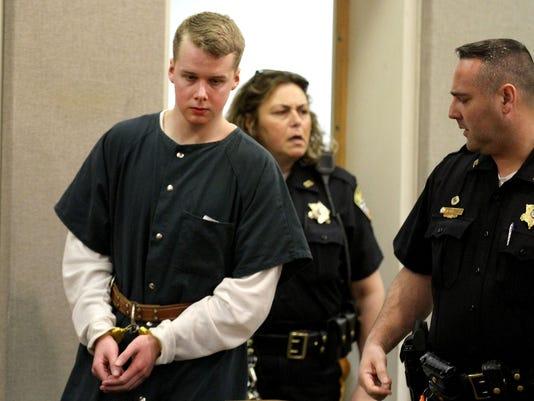McAtasney arraigned