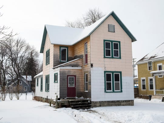 A home on Court Street was sold in St. Clair County's August land sale for $21,000, and was one of the 101 tax foreclosures in 2017. As of September, a total of $1,300 in back taxes and fees were still owed, according to Port Huron tax rolls.