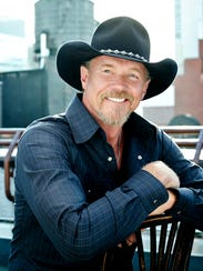 Country star Trace Adkins will play at 7 p.m. Sept.