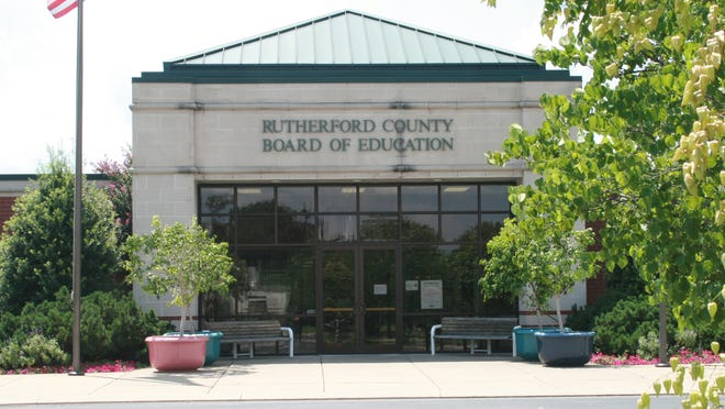 Rutherford County Schools Central Office