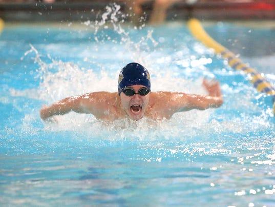 2015 Buncombe County Swimming Championships