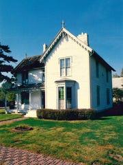 The childhood home of Gen. John J. Pershing outside