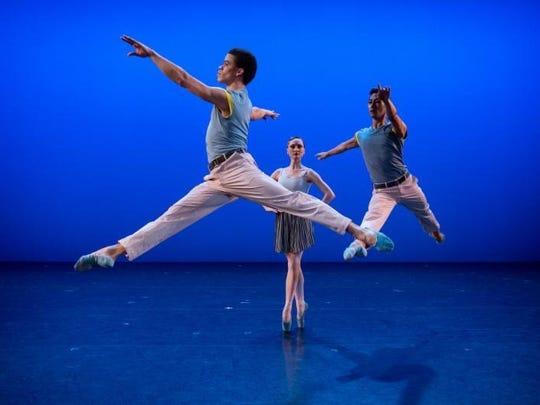 The New York Theatre Ballet performs Oct. 29-30 at Kaatsbaan International Dance Center, Tivoli.
