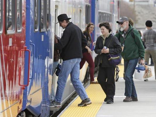 Public Transit Trips Utah