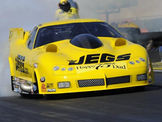 MNCO NHRA Troy action