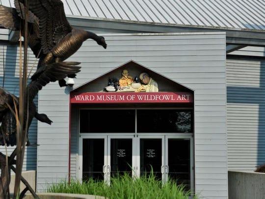 The Ward Museum in Salisbury.
