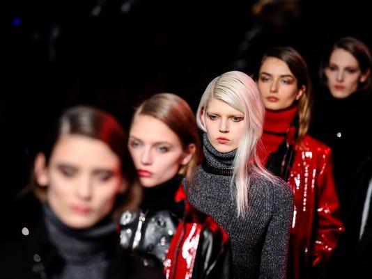 Paris Fashion Antony Vaccarello (2)