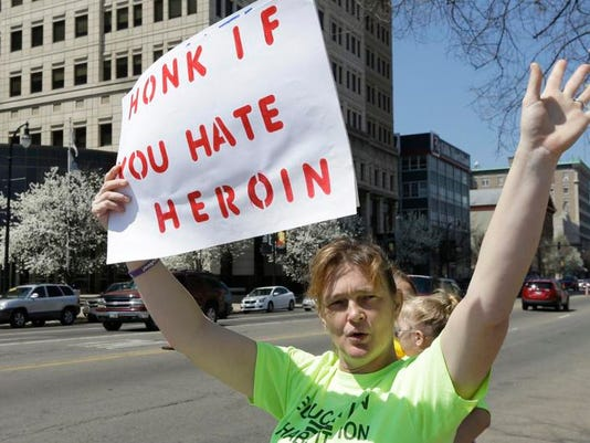 Heroin Fighting Back