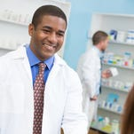 Before taking any nasal spray, decongestant or antihistamine, be sure to speak with a physician and also consult with a pharmacist.