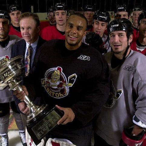 Former Binghamton Senators goalie Ray Emery drowns in Hamilton, Ontario