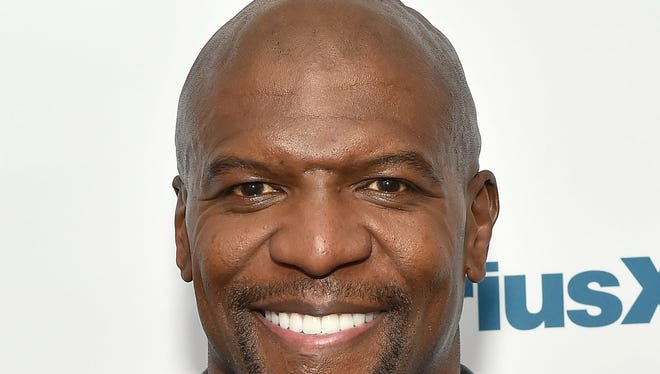 Terry Crews poses for a photo during his visit to SiriusXM Studios on September 29, 2017 in New York City.