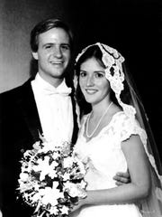Gov. Bill and Crissy Haslam were 22 when they got married