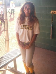 Julia Olibarria, from Peoria, is azcentral sports' Female Athlete of the Week, presented by La-Z-Boy Furniture Galleries, for April 21-28.