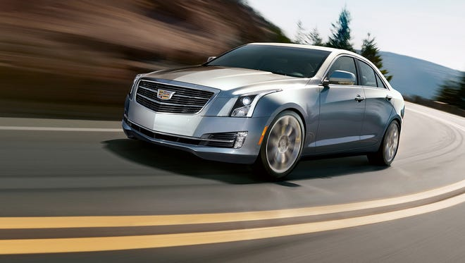 There's a great lease deal on Cadillac ATS, Kelley Blue  Book says, for Black Friday