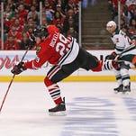 NHL: Blackhawks take 2-0 series lead