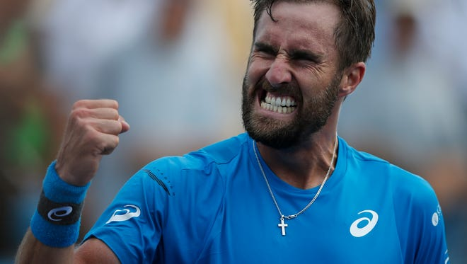 Steve Johnson defeated Jo-Wilfried Tsonga in a 6-3, 7-6 (6) nail-biter Thursday at the Western & Southern Open. With the win, Johnson will become the highest ranked American on the ATP World Tour.