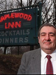 From the archive: Patrick Mammano, owner of the Maplewood