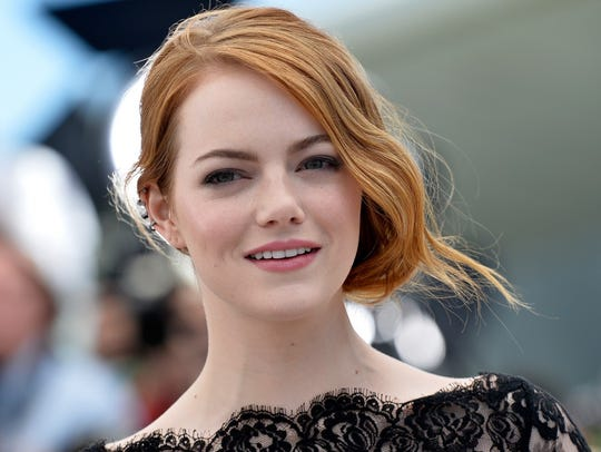Emma Stone is one of the most famous people named Emma.