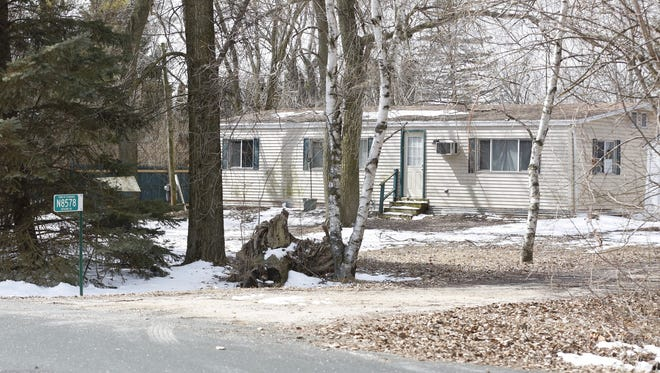 A residence along Nitschke Road in Fond du Lac County  is leased by the state to house once violent sex offenders who enter a supervised release program after receiving treatment.