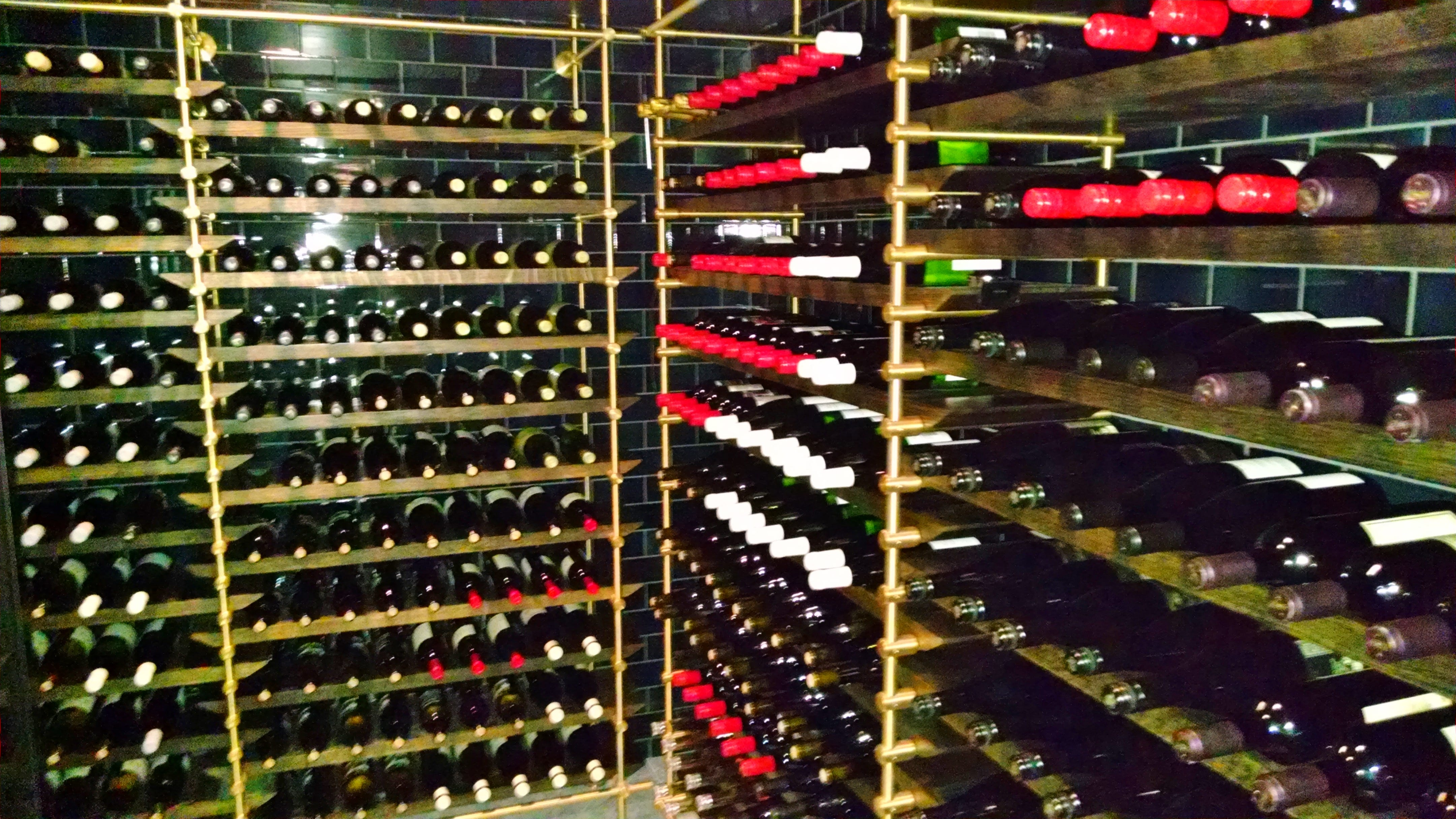 The Wine Cellar At Counter Reformation At The Parker