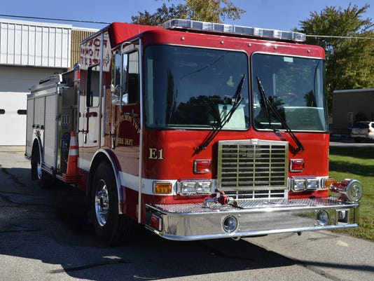 Firetruck to be dedicated in memory of firefighter