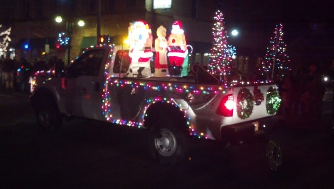 The Grand Ledge Chamber of Commerce is hosting its 46th Annual Night Lights Christmas Parade on Friday, Dec. 1 at 7 p.m.