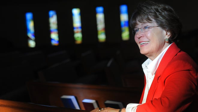 Pastor Val Putnam helped save Westminster Presbyterian Church from closing when she arrived 17 years ago. The outspoken 71-year-old pastor is retiring at the end of the year.