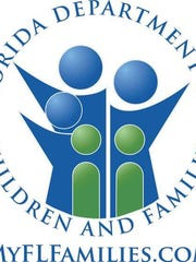 Florida Department of Children and Families logo.