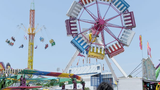 A Summerfest event will bring rides and fair food to the Ventura County Fairgrounds in August. Officials announced earlier this year the county fair was canceled for the second straight year because of COVID-19.