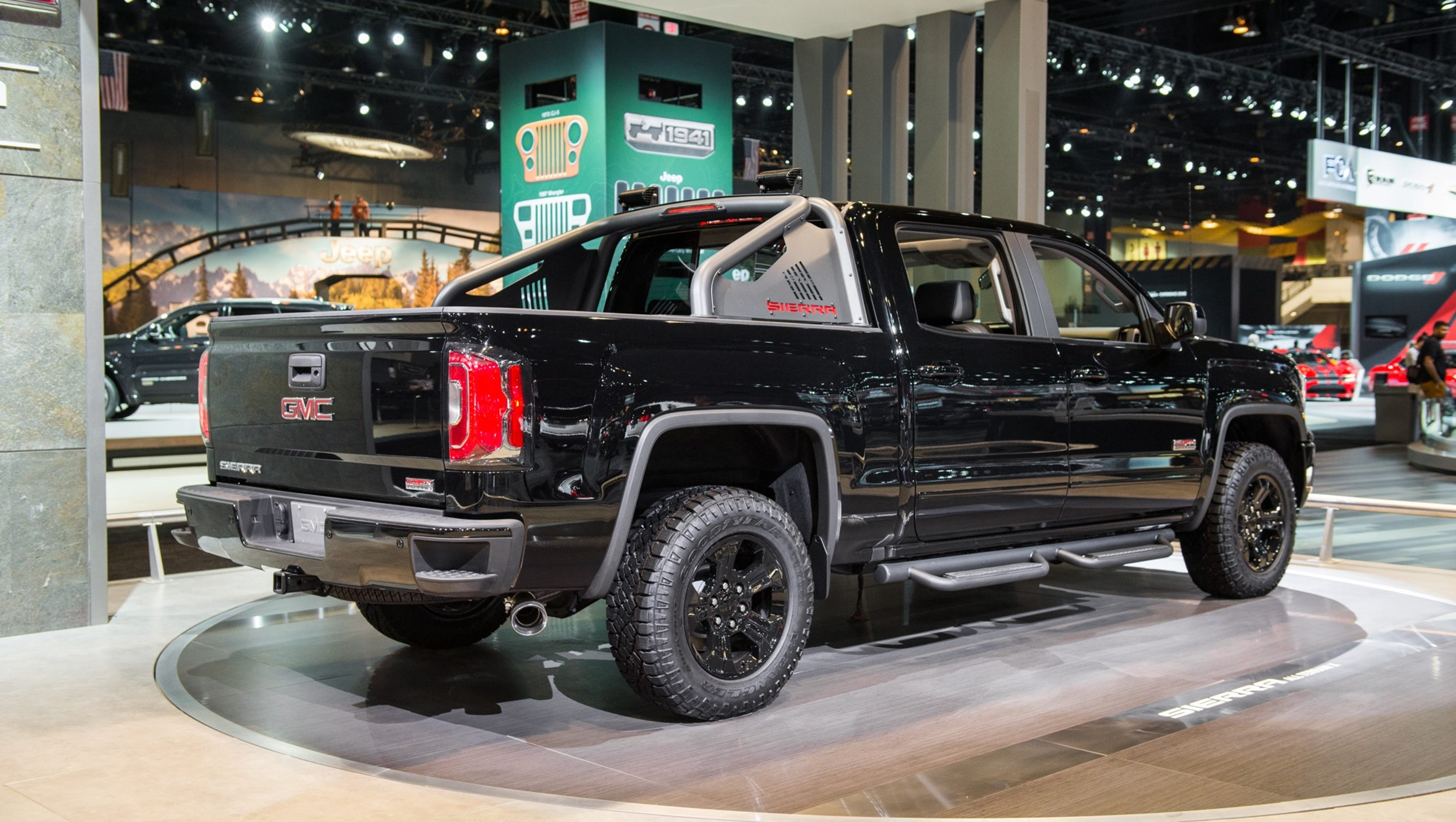 Truck review: 2016 GMC Sierra 1500 All Terrain