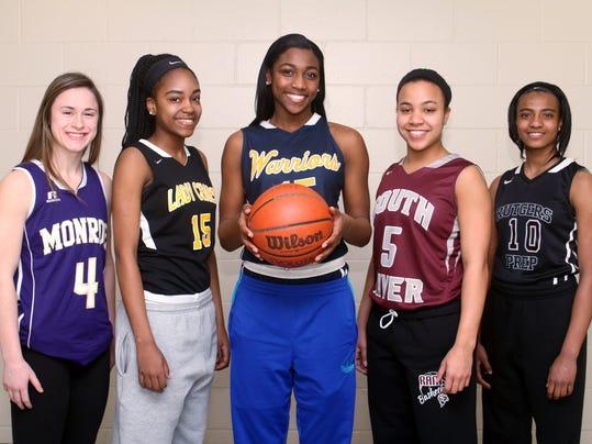 EST 2015 AA Girls Basketball