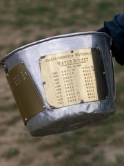 The Bucket Game has been played between Odessa-Montour and Watkins Glen since 1964.
