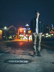 Southfield-born musician Griz puts a funk spin on his