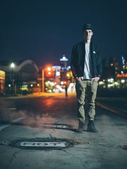 Southfield-born musician Griz puts a funk spin on his EDM tracks.