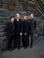 More information on the group is available at jackquartet.com.