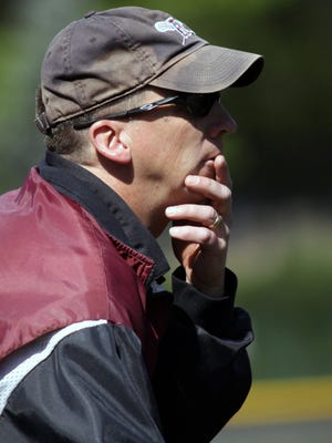 Ridgewood coach Mike Pounds