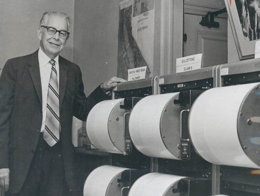Dr. Charles Richter