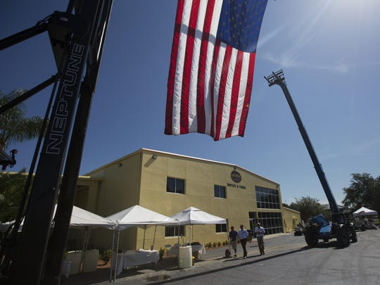 Hoist Liftruck/Hoistlift of Florida opened a new location off Alico Road in south Lee County. Executives with the business expect to add 50 jobs over the next two years.