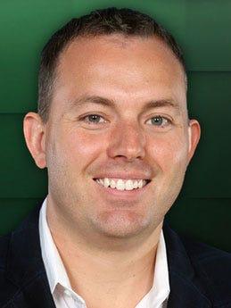 Jon Horst is the new Bucks general manager.