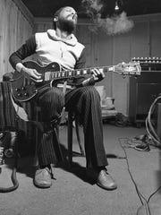 Lost in the groove: Hi Rhythm guitarist Teenie Hodges