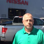 Guy Kairschner, parts and service manager at Sparks Nissan, said flood cars were being 'dragged in.'