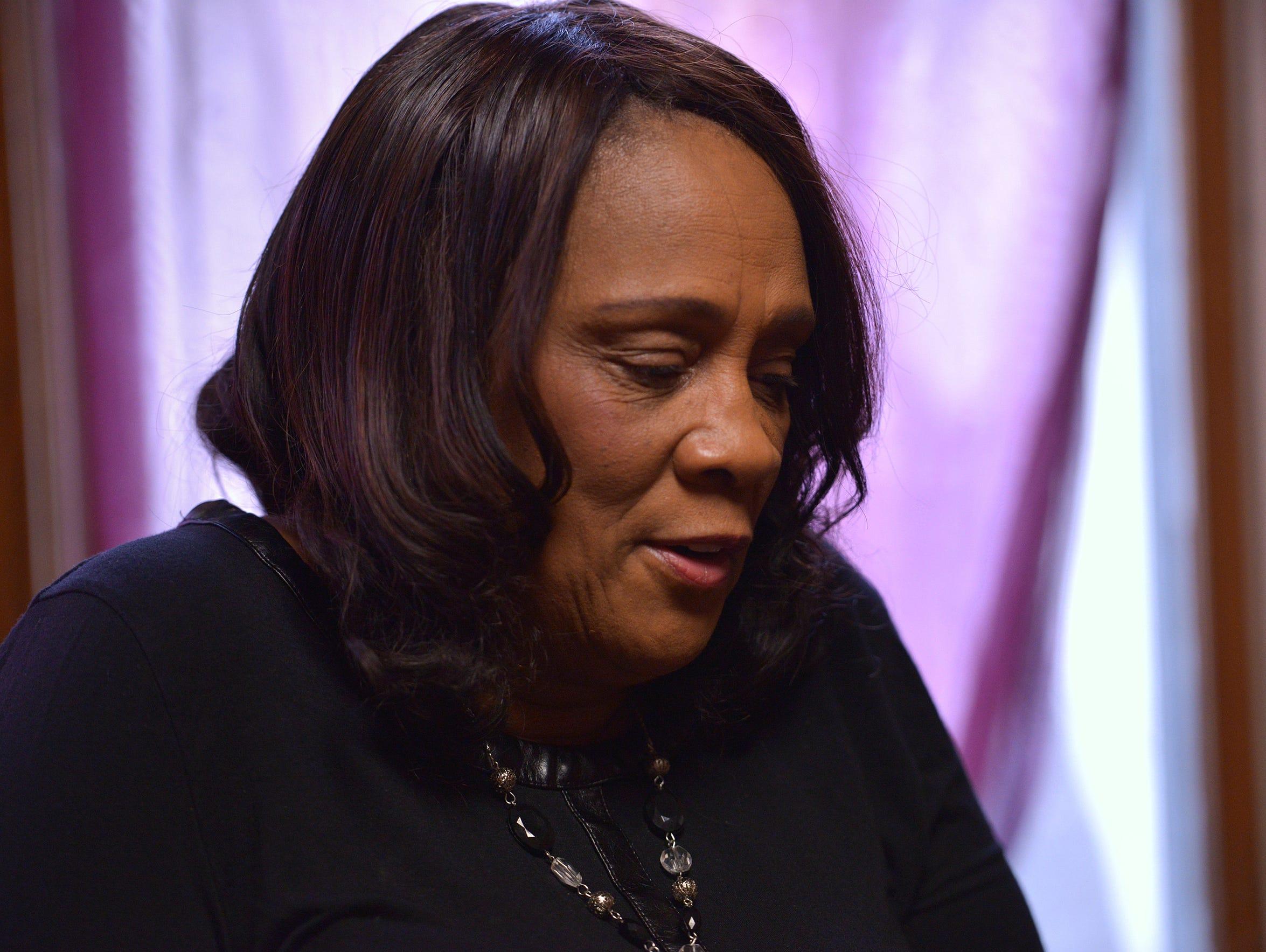 Former sex trafficking victim Vednita Carter founded