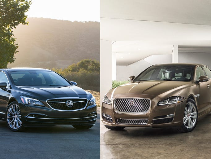 2017 buick lacrosse vs 2016 jaguar xjl. Black Bedroom Furniture Sets. Home Design Ideas
