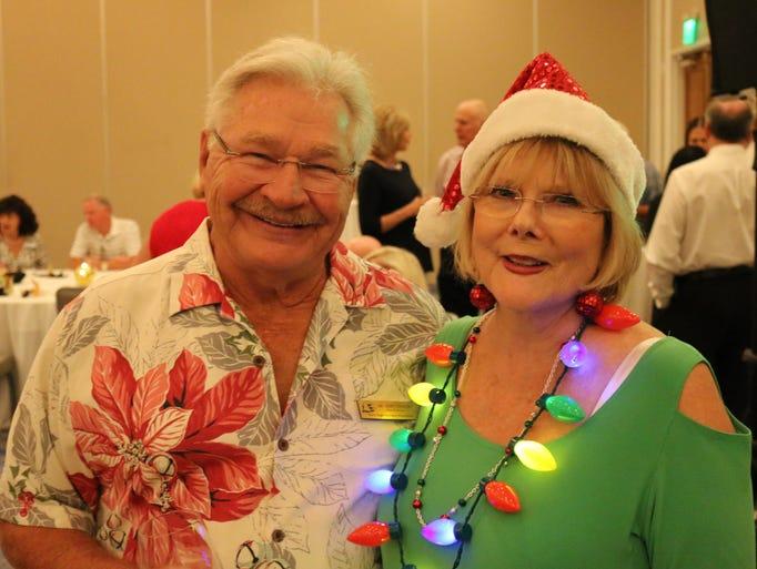 Jerry Swiacki and Linda Turner