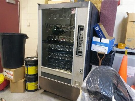 MTO auction - vending machine